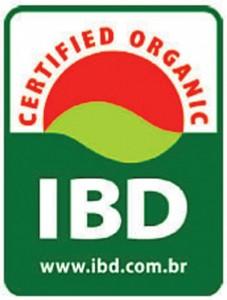 Selo Certificado Produto Orgânico