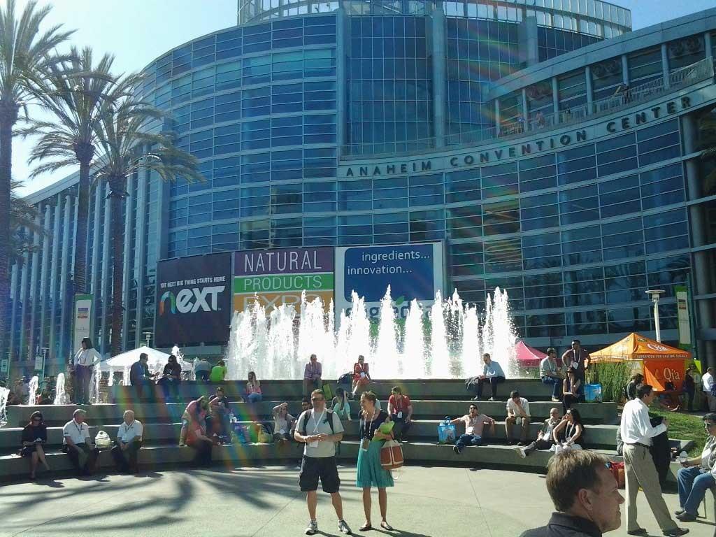 Centro de Convenções Anahein, na Califórnia.