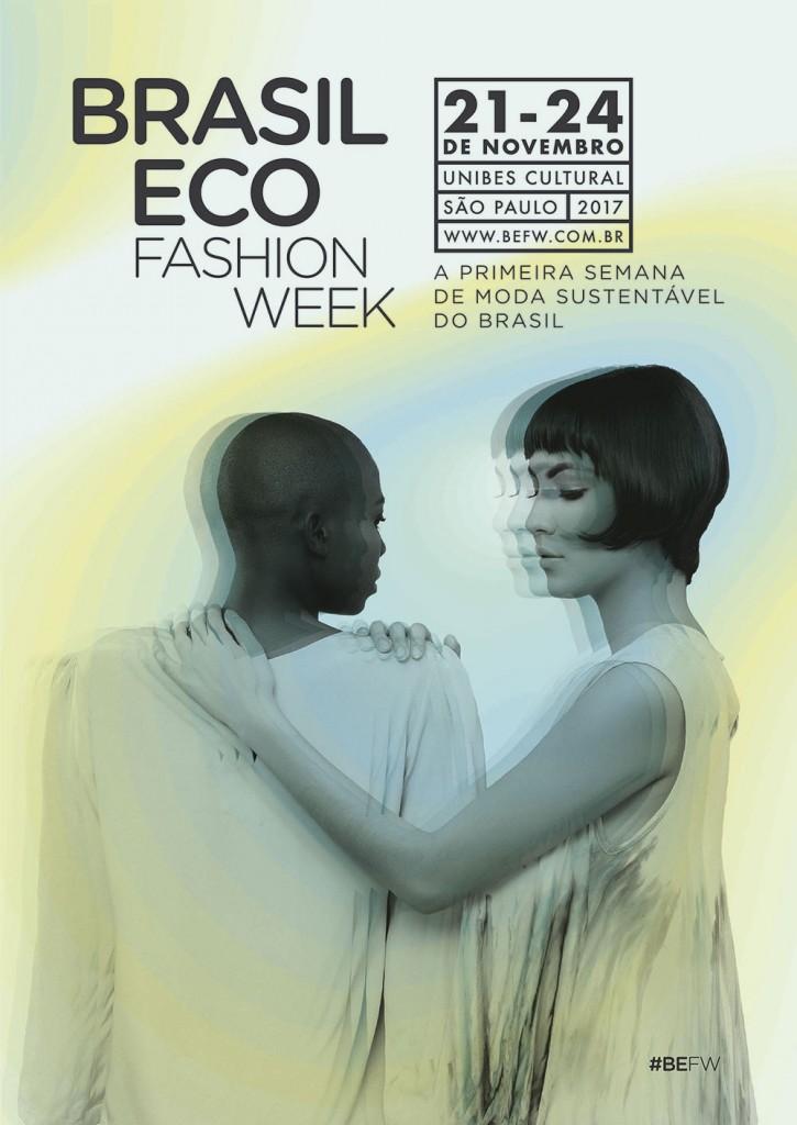 algodão colorido orgânico na Brasil Eco Fashion Week