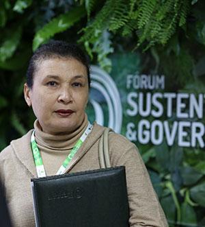 Francisca Vieira CEO Natural Cotton Color